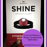 3 Things I Love About My Misfit Shine
