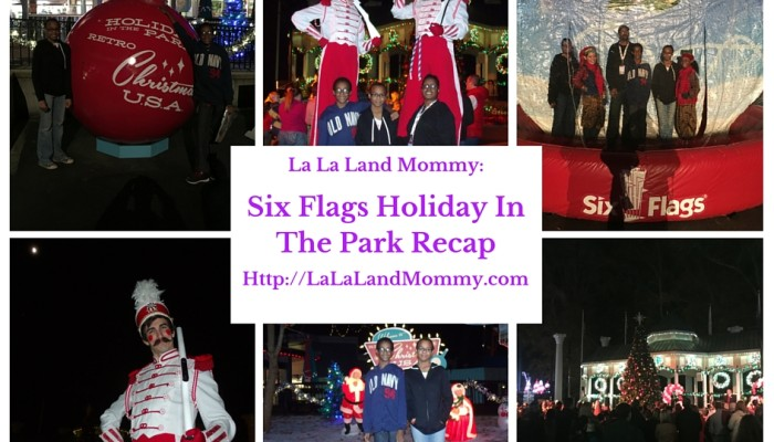 Six Flags Holiday In The Park Recap